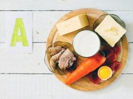 A-Vitamin Wirkstoffe Nahrung