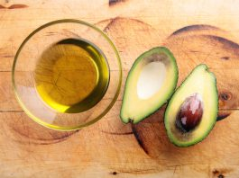 Avocado Öl Kern