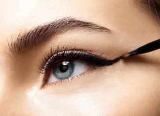 Eyeliner Schminke Make up