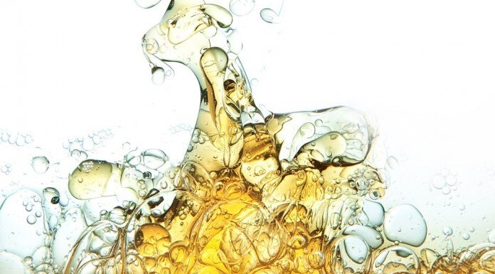 Wasser-in-Öl