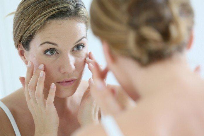 Anti Aging Pflege Haut Tipps Alter