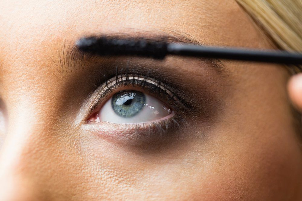 Augen Grosser Schminken Corporel Kosmetik Magazin