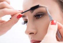 Augenbrauen Zupfen Anleitung Tipps Linien
