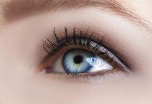Blaue Augen Schminken Tipps Tricks Wimpern Augenbrauen