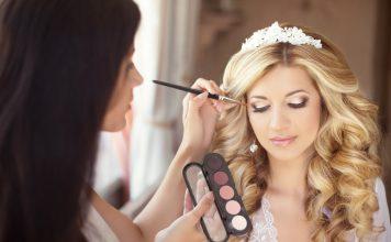 Hochzeitsstyling Hochzeit Zeitplan Make up Nägel