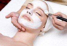 Maske Gesicht Pflegemaske Kosmetik Falten