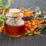 Sanddornfruchtfleischöl Sanddorn Öl Sanddornöl Wirkung Anwendung