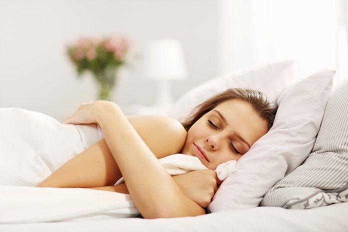 Schlafen Beauty Tipp Schönheit