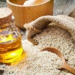 Sesamöl Sesam Ol Anwendung Wirkung
