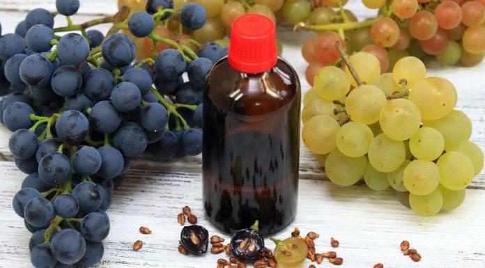 Traubenkernöl Traubenkern Öl Anwendung Wirkung