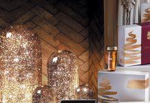 Weihnachtsgeschenkboxen Weihnachten Kerastase Gold #Metime