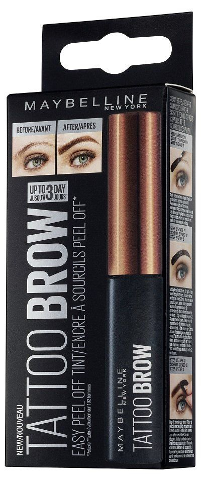 Tattoo Brow Augenbrauenfarbe Brow_mediumbrown Mittel Braun