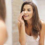 Reinigungsmilch, milde Gesichtsreinigung