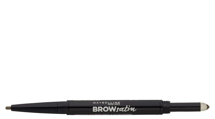 Maybelline New York Brow Satin Black Brown