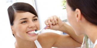 Richtig Putzen mit der elektrischen Zahnbürste