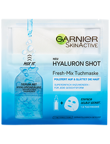 GARNIER SKINACTIVE FRESH-MIX HYALURON SHOT