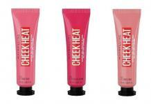 Maybelline New York Cheek Heat Blush